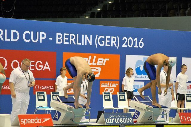 Philip Heintz, FINA World Cup 2016, Berlin