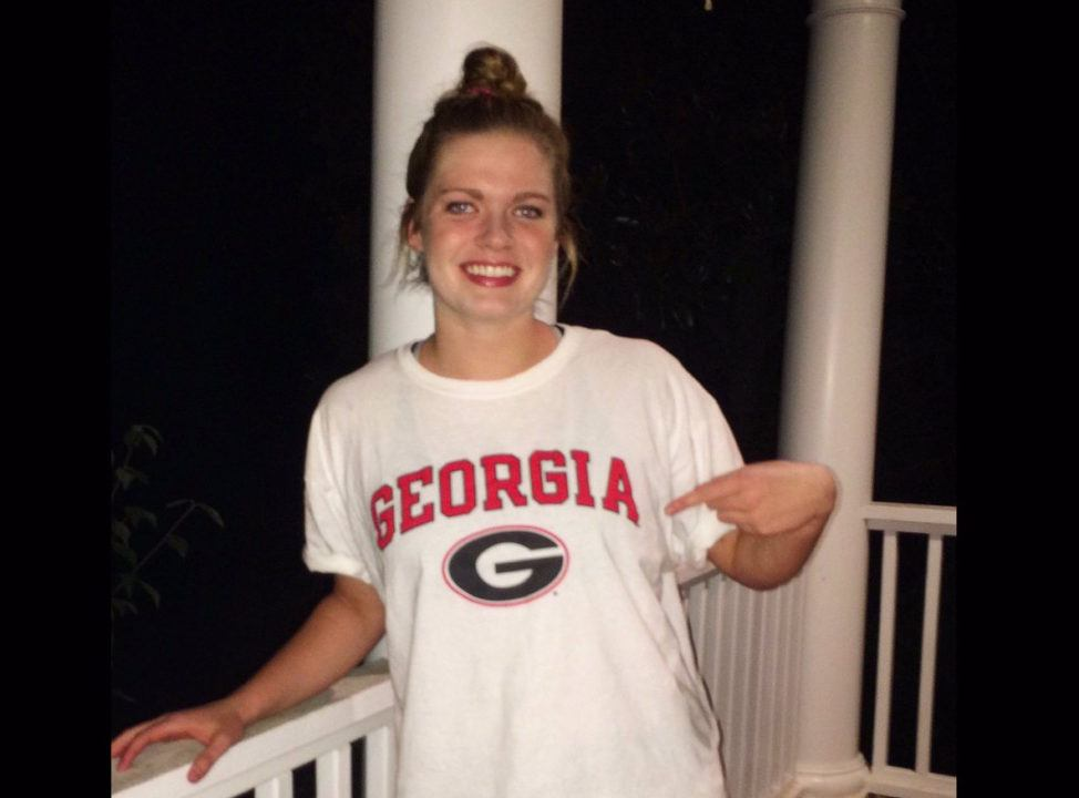 Georgia Receives Verbal From In-State Sprinter Donna Blaum