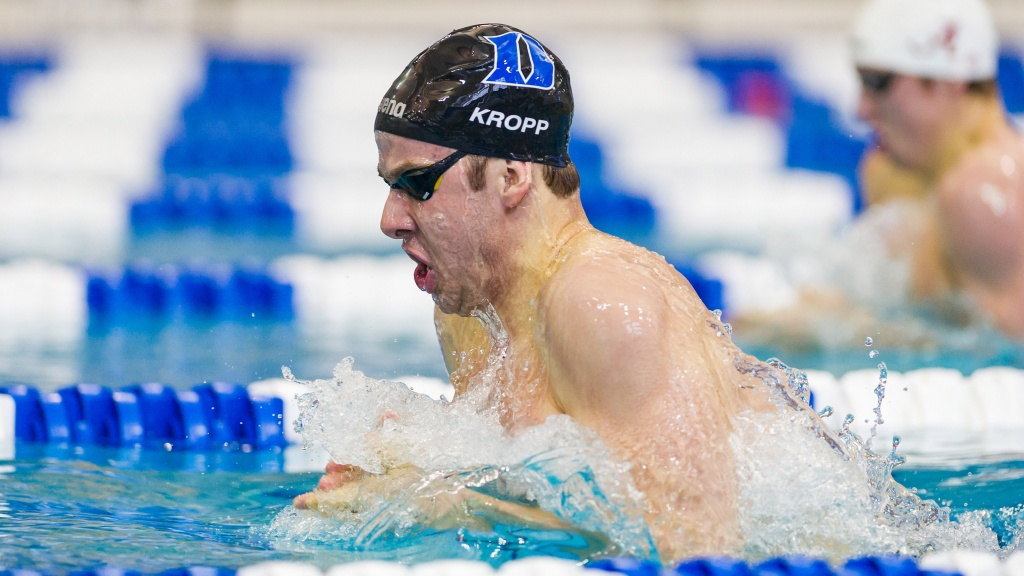 Duke Brings In Alex Henderson, Matt Ventura To Swimming Staff