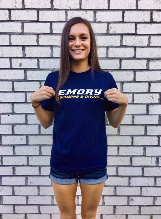 Legacy Eagle Maly Shores Verbally Commits to Emory