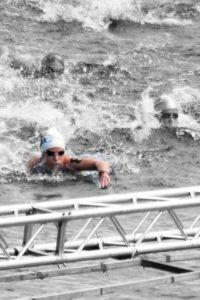 Eva Fabian, courtesy of Fike Swim