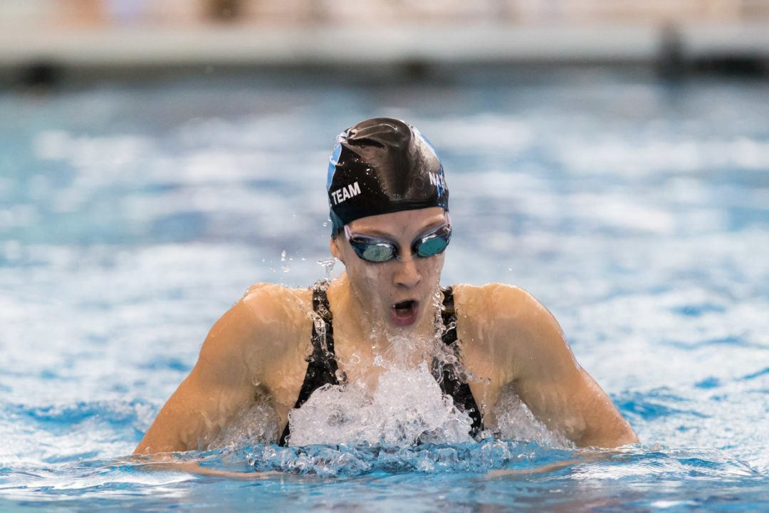 Brooke Forde Has Roller Coaster Prelims Session at KY State Champs