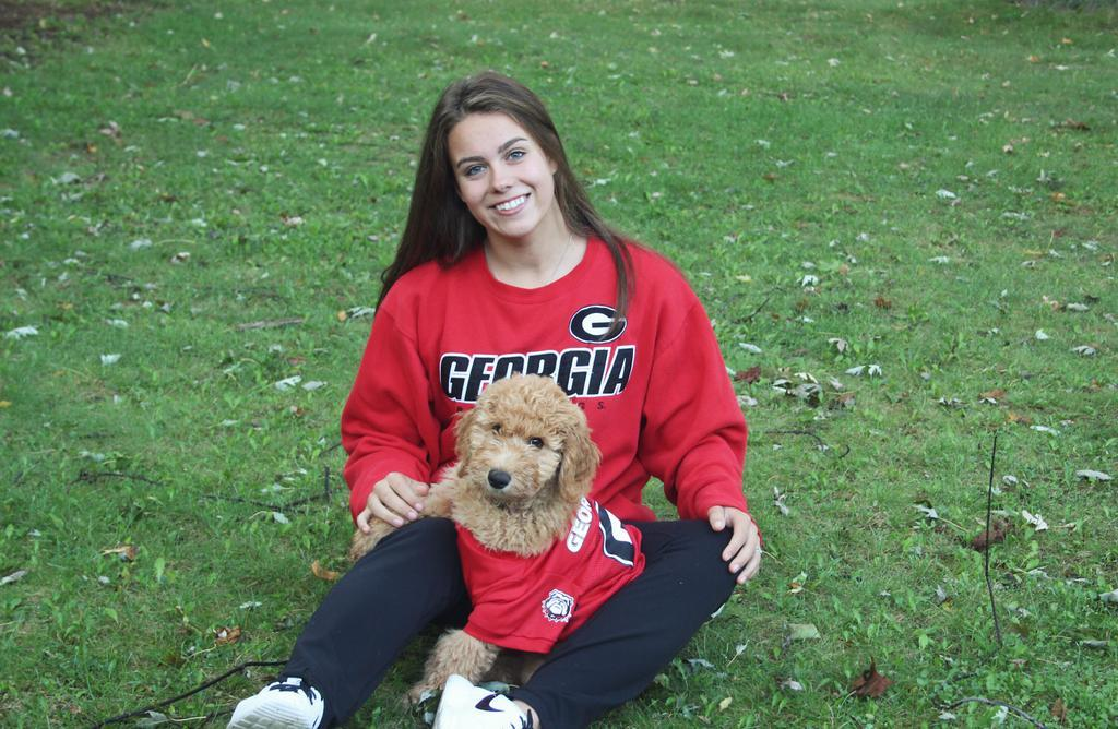 Georgia Snags Verbal from Canadian Distance Star, Olivia Anderson