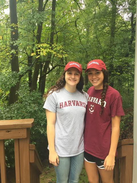 Friends Jaycee Yegher and Michelle Owens Verbally Commit to Harvard