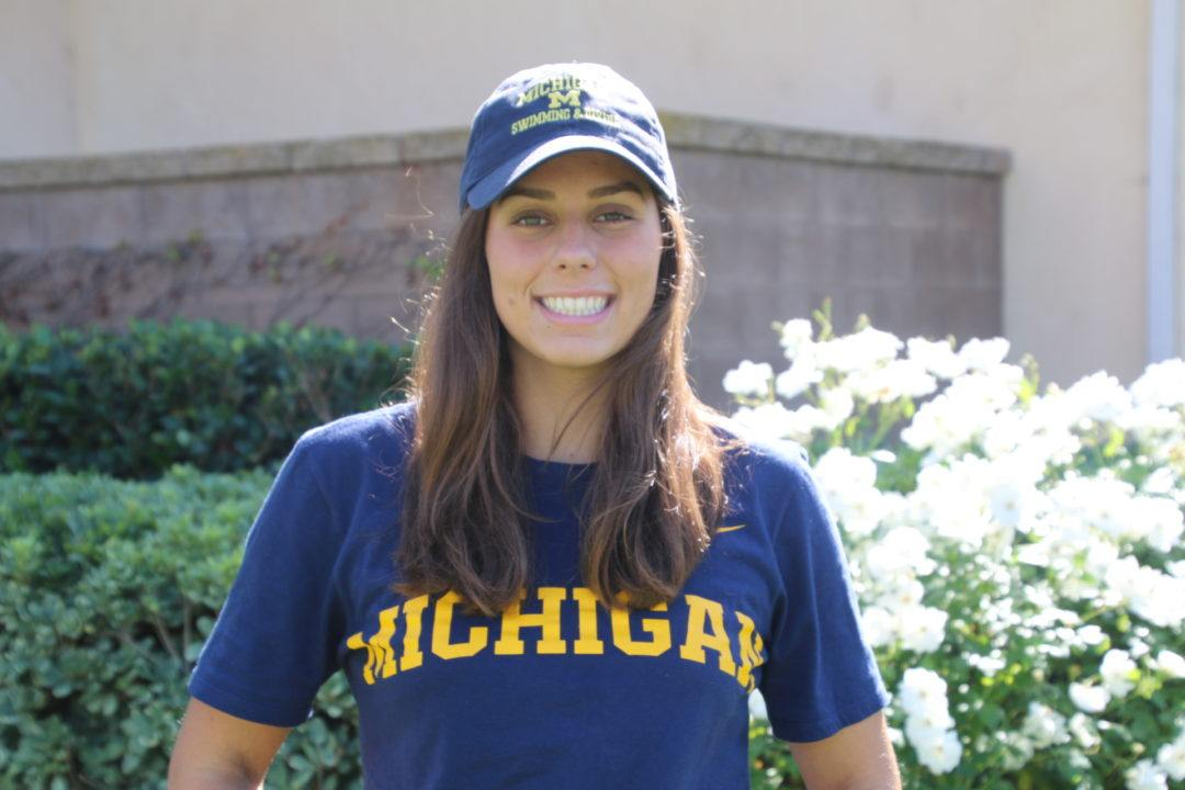 Fast-Rising Californian Kate Krolikowski Commits to Michigan
