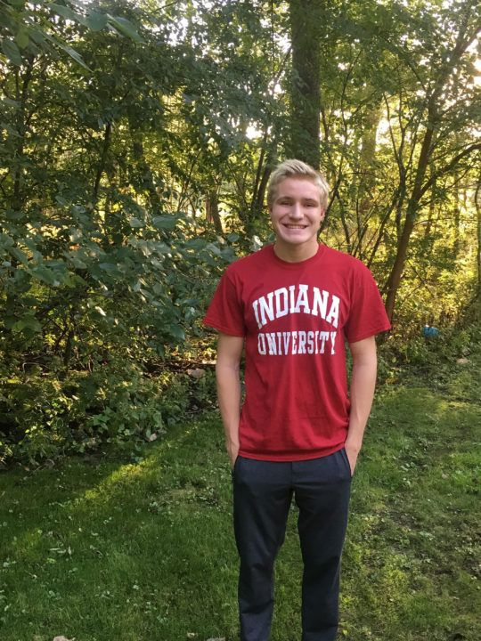 Gary Kostbade Makes Verbal Commitment to Indiana Hoosiers