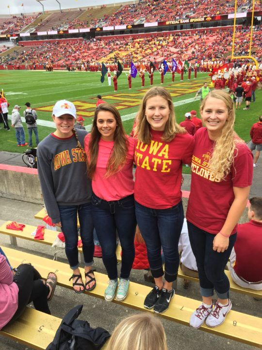 Iowa State Cyclones Bring in Verbals from Haas and Tranel