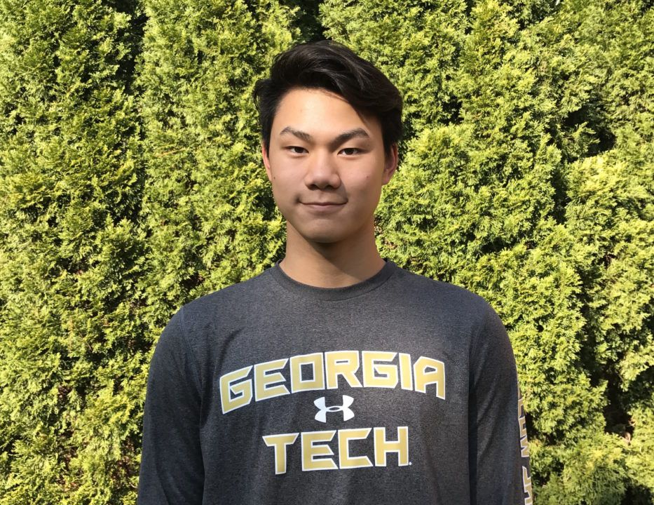 Jonathan Yang Gives Verbal to Nearby Georgia Tech