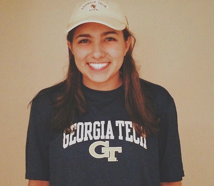 Julia Shuford Stays Local and Gives Verbal to Georgia Tech