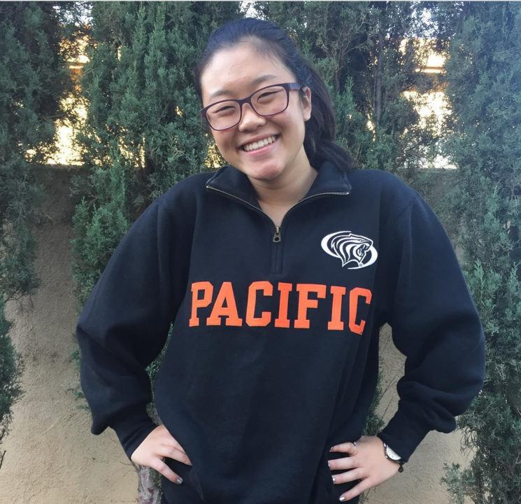Kathleen Gani Stays Local with Pacific Commitment