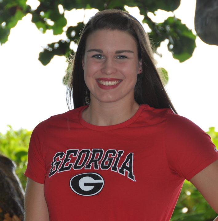 Florida's Kayla Tennant Is Lucky No. 7 for the Lady Bulldogs