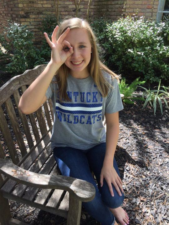 Texas Distance Freestyler Payton Neff Gives Verbal to Kentucky