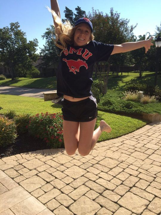 Lauren Thompson Verbally Commits to SMU