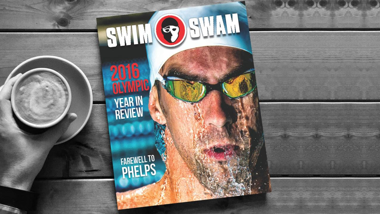 SwimSwam Magazine named among 30 Hottest Launches of 2016