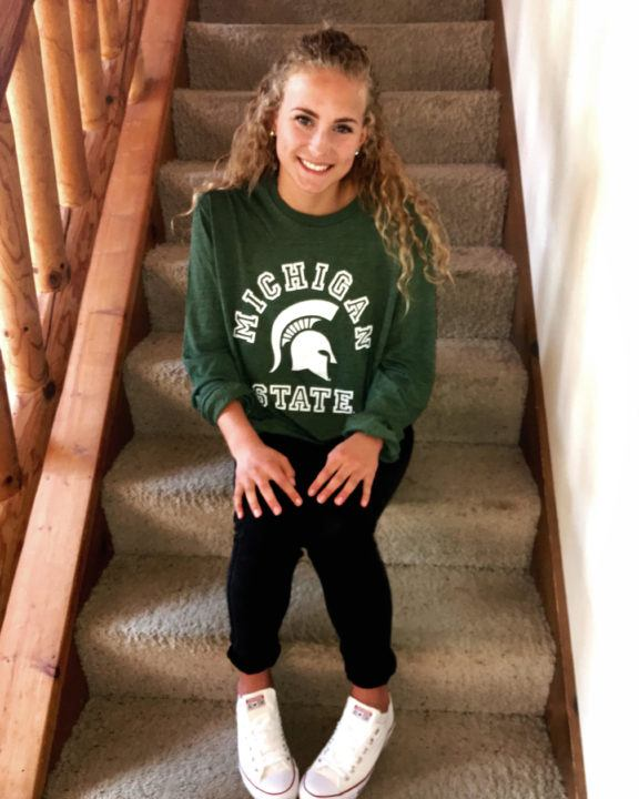 Michigan State Secures Verbal Commitment from Ohio's Olivia Chick