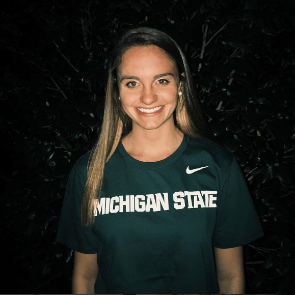 Delaware HS Champion Marie Dickson Verbally Commits to Michigan State