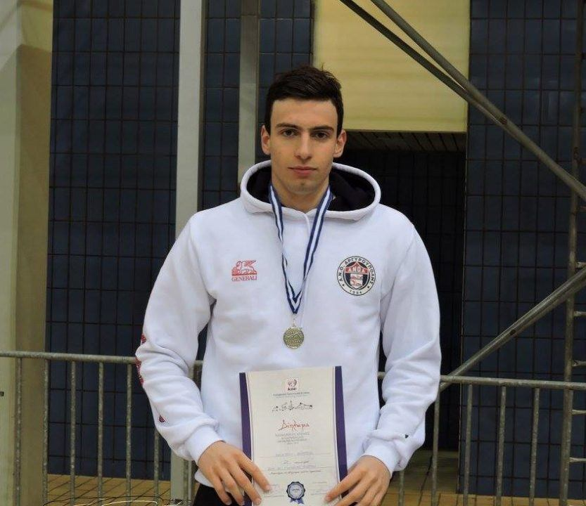 Greek Olympian Dimitrios Dimitriou Verbally Commits to UNC