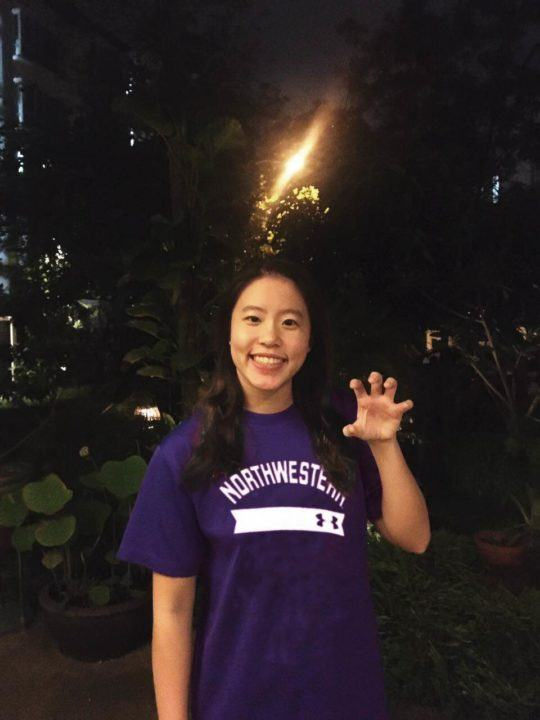 Singapore National Teamer Rachel Tseng Gives Verbal to Northwestern