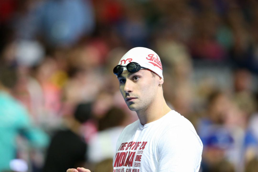 Indiana Men, Michigan Women Lead 1st CSCAA Dual Meet Pols of 2016-2017