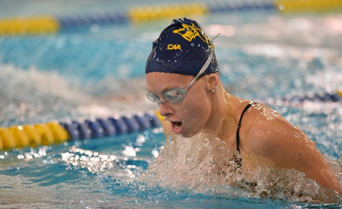 Drexel Swims To Victory Over Georgetown In A 166-126 Decision