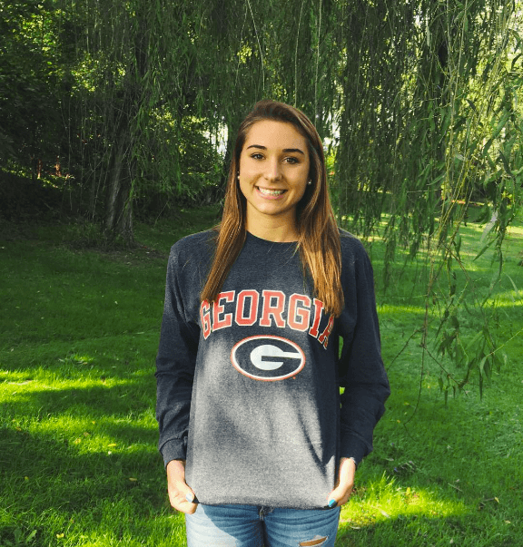 Courtney Harnish, #1 Recruit in 2017 Class, Gives Verbal to Georgia