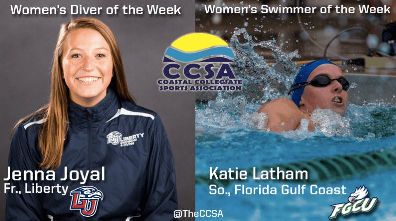 CCSA Announces Latham and Joyal for Weekly Honors