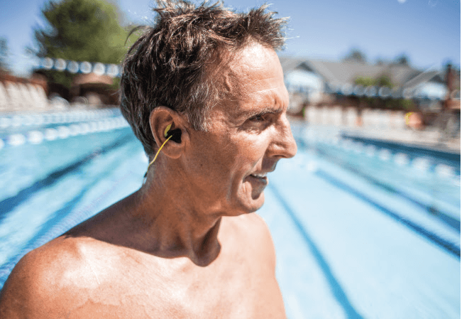 Introducing FINIS SwimEars® – Let Sound In. Keep Water Out