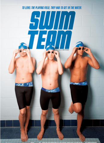Swim Team Film Poster