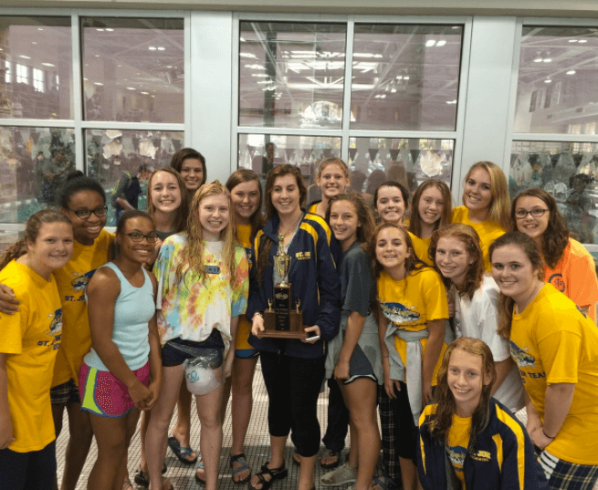 St Joseph Girls' Relays Dominate Mississippi Class 1 High School State