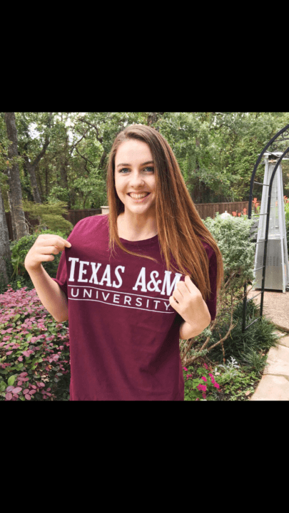 Audrey McMurry Gives Verbal Pledge to In-State Texas A&M