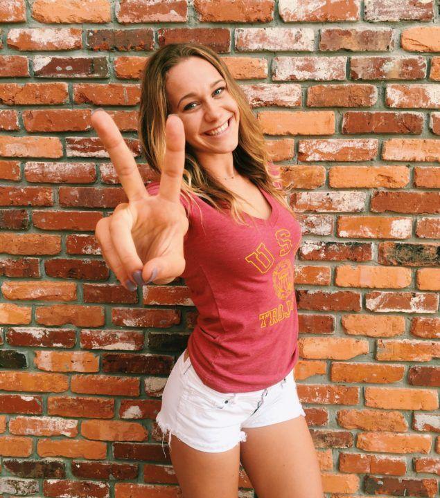Pine Crest Sprinter, #13 Marta Ciesla, Hands Verbal Commitment to USC