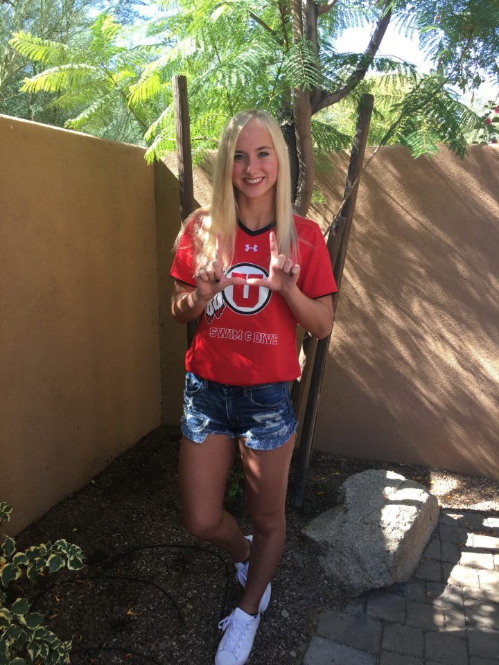 Gabriella Fagan of Scottsdale Aquatic Club Verbally Commits to Utah