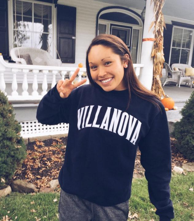 Andrea Fong Joins Brother Zach in D1; Commits to Villanova