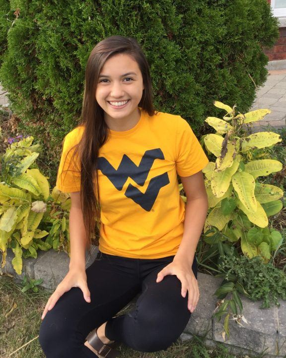 Canadian Giselle Gursoy Verbally Commits to WVU Mountaineers
