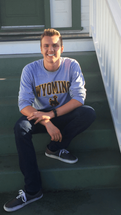 Versatile Mitch Hovis of King Aquatic Club Verbally Commits to Wyoming