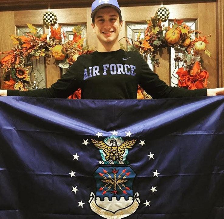 Brendan Richichi commits to United States Air Force Academy