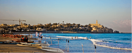 The 5th Tel Aviv Port2Port Take Place Oct. 28th