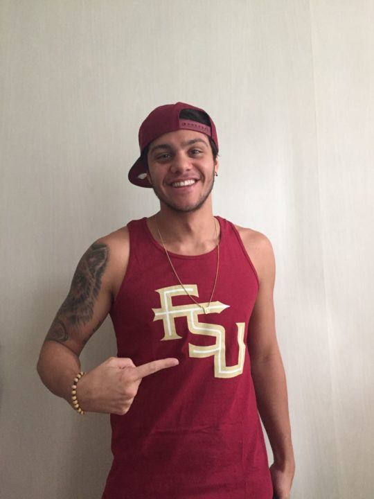 Brazilian Phenom Felipe Ribeiro To Join Florida State Seminoles