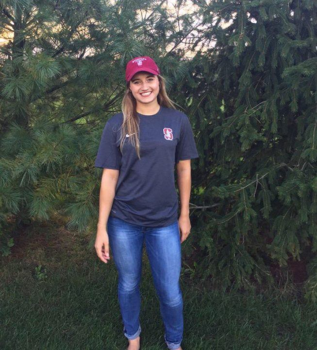 #8 Hannah Kukurugya Joins Stanford Verbal Commitment Bonanza