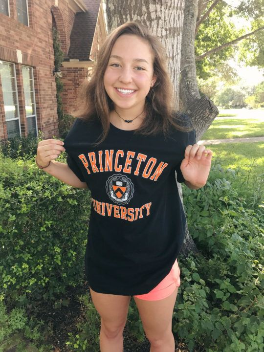 #20 Recruit Regan Barney Decommits From Georgia, Verbals To Princeton