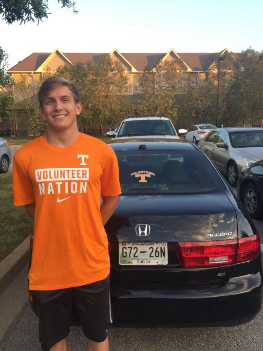 Tennessee Picks Up Sprint Commitment from In-Stater Joshua Walsh