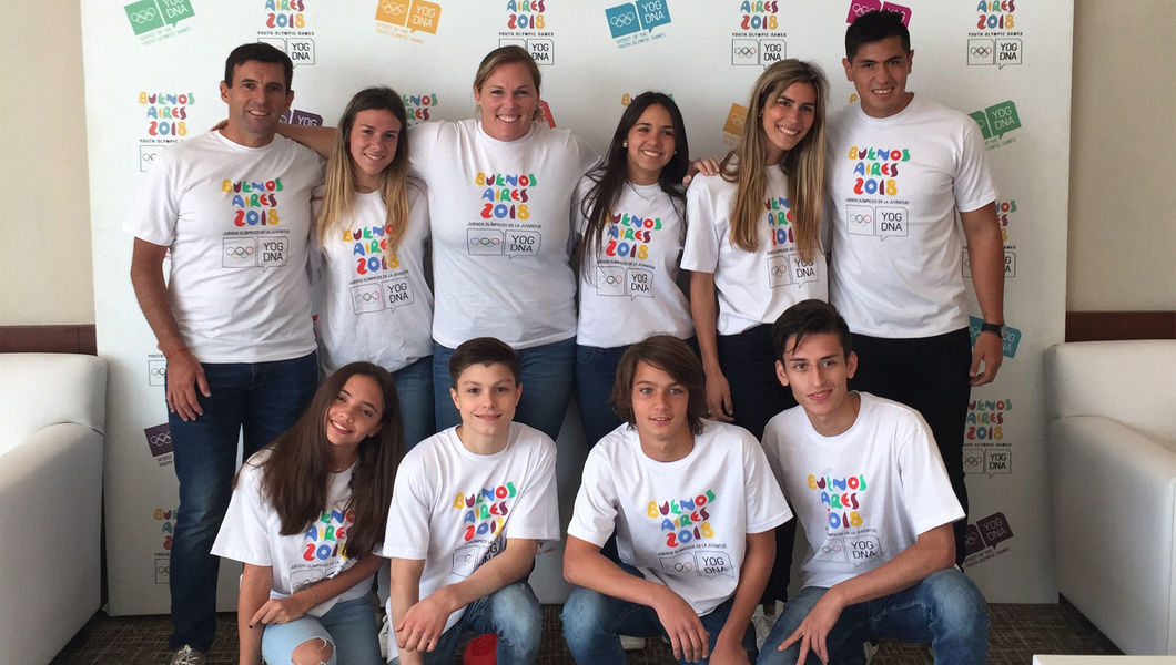 Youth At The Centre Of Buenos Aires 2018 Preparations