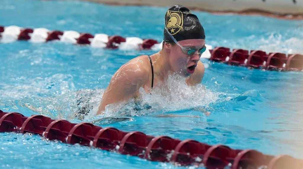 Army West Point Men Sweep Competitors In Quad Meet