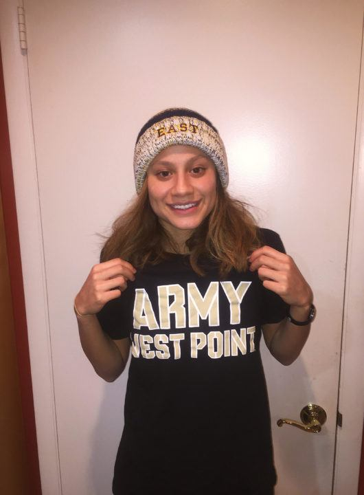 Michigan Sprinter Lexus VanHoven Commits to Army West Point