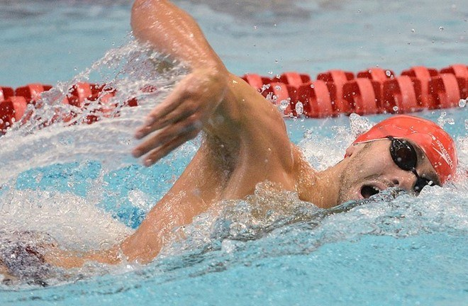 Indiana Swimming & Diving To Host Louisville On Senior Day