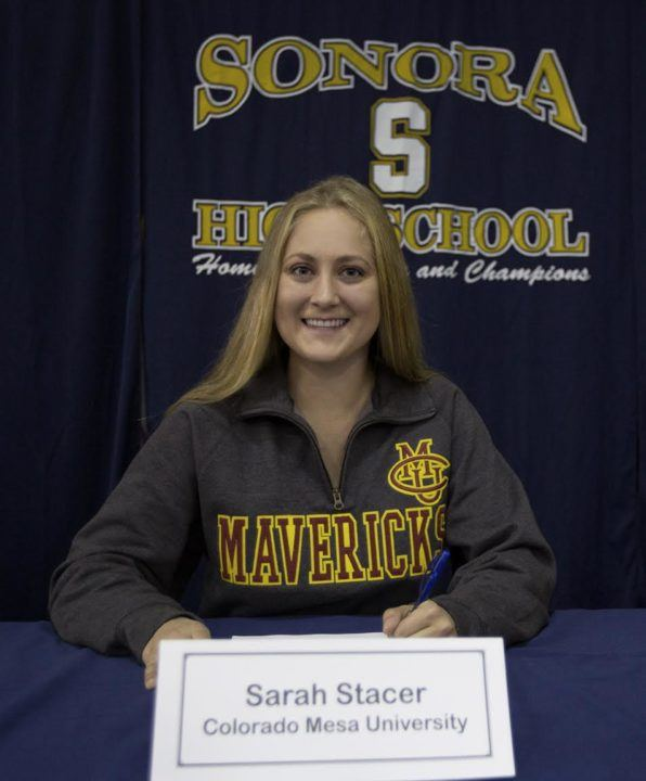 Winter Juniors Qualifier Sarah Stacer Signs NLI With