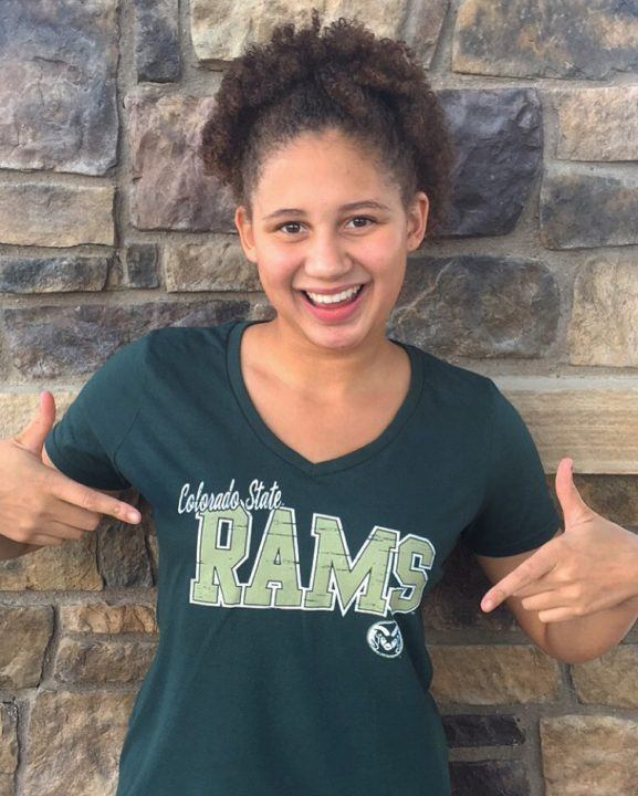 CSU Rams Get Verbal from In-State Fly/Back Specialist, Olivia Chatman