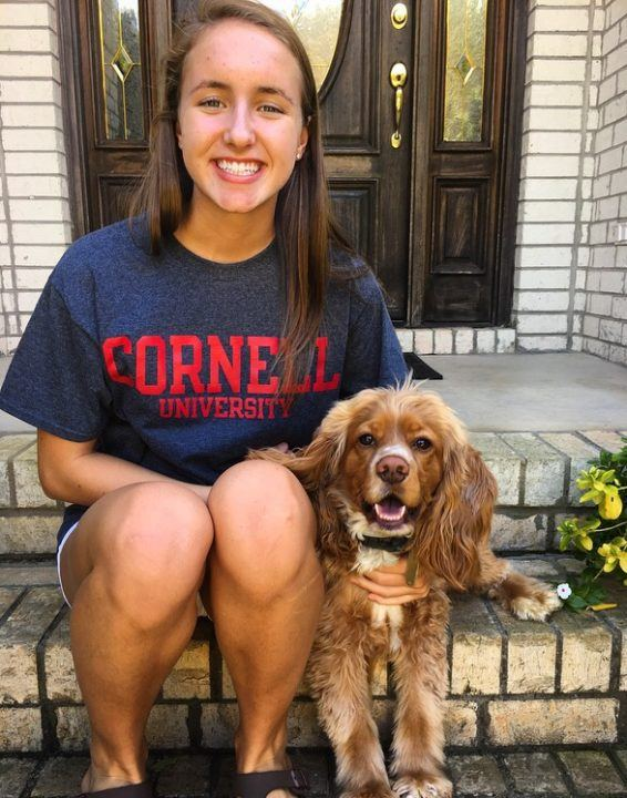 Fast-Rising Sophia Cherkez Gives Verbal Pledge to Cornell