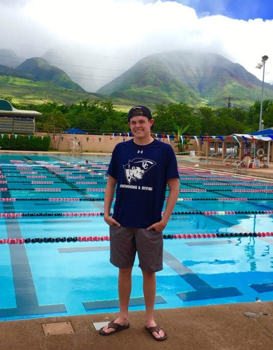 Colorado Distance Freestyler Blaise Snowberg Commits to Cumberlands