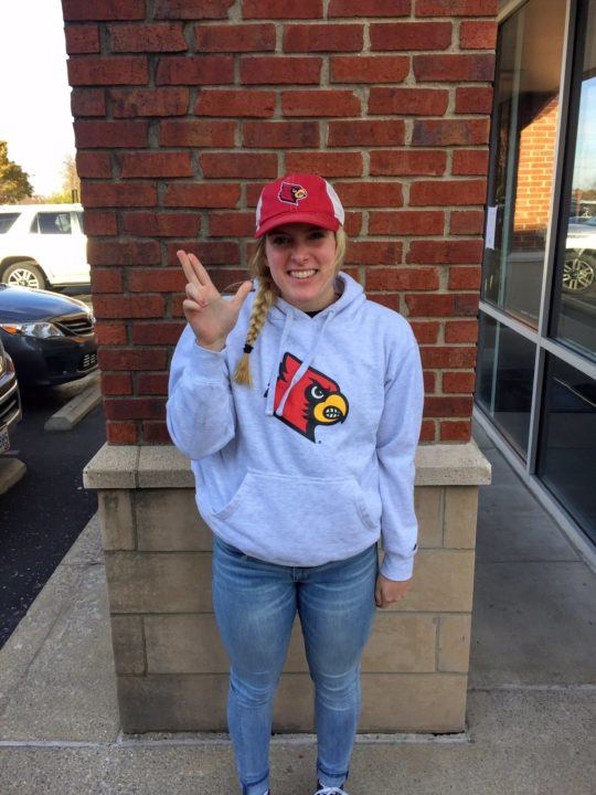 Louisville Picks Up In-State Breaststroker Rachel Howard